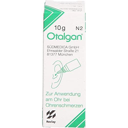Otalgan Ohrentropfen, 10 g Lösung