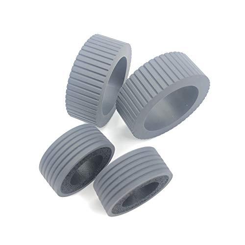 OKLILI PA03540-0001 PA03540-0002 Brake and Pick Pickup Roller Tire Kit Compatible with fi-6130 fi-6130Z fi-6140 fi-6140Z fi-6230 fi-6230Z fi-6125 fi-6225 ix500 ix1500 ix1400 ix1600 Photo #3