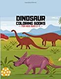 Dinosaur Coloring Books For Kids Ages 2-4: 170 Pages Dinosaur Activity Book Great Gift Ideas for Toddlers & Preschool Boys And Girl With Jumbo Size 8.5 x 11 (Volume 9)