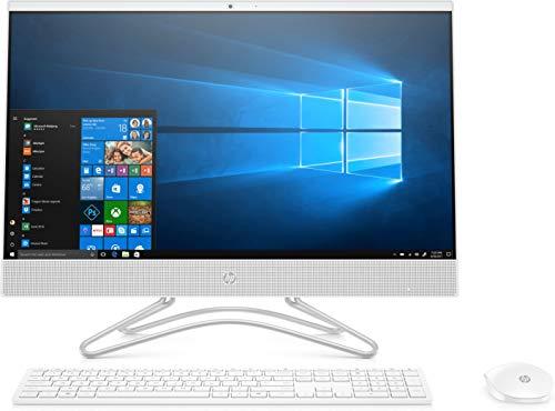 HP 24 -f0025ns 60,5 cm (23.8') 1920 x 1080 Pixeles 3,1 GHz AMD A A9-9425 Blanco PC Todo en uno - Ordenador de sobremesa All in One (60,5 cm (23.8'), Full HD, AMD A, 8 GB,...