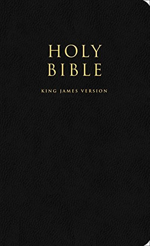 Holy Bible: King James Version (KJV) (Bible Kjv)