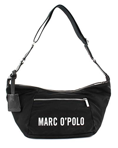 Marc O'Polo Jennifer Hobo Bag Black