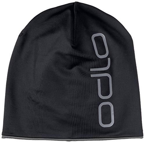 Odlo Hat CERAMIWARM Reversible Mütze, Black Steel Grey