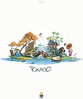 Tokaido Board Game
