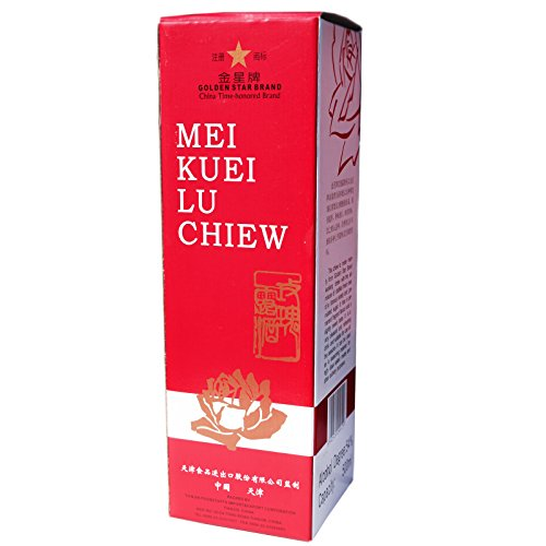 Sparen! 6x500ml Golden Mei Kuei Lu Chiew Original chinesische Spirituose
