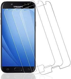 Conber Verre Tremp/é pour Samsung Galaxy J5 2016, Film de Protection d/'/écran pour Samsung Galaxy J5 2016 Duret/é 9H R/éponse Tactile sans Bulles 2 Pi/èces