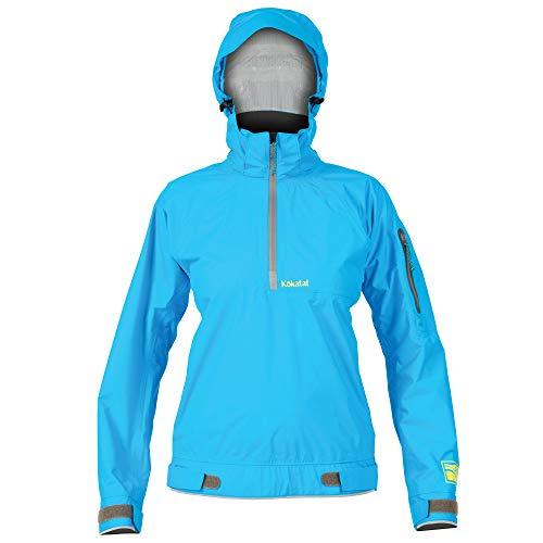 Kokatat Women's Hydrus Jetty Paddling Jacket Electric-Blue-M