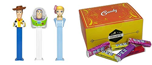 PEZ Candy Disney Toy Story 4 Dispenser Pack