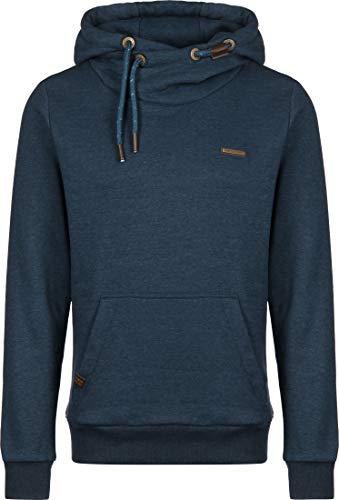 Ragwear Sweater Herren NATE 2012-30009 Dunkelblau Blue 2010, Größe:L