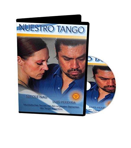Nicole Nau u. Luis Pereyra: Tango-DVD