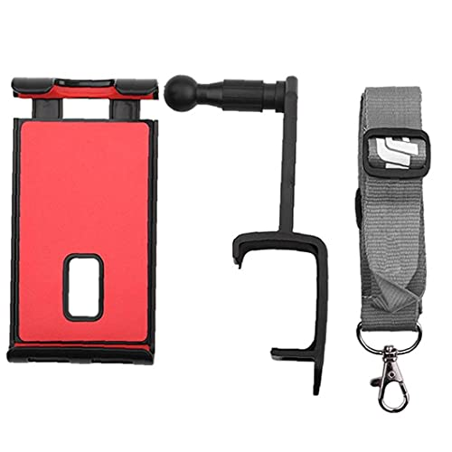 Tuimiyisou Control Remoto Soporte Extensor Compatible con dji Mavic Mini Pro Drone Frente Tableta del teléfono del sostenedor del Clip del diseño humanizado