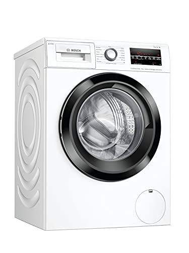 Bosch - Lavatrice a Carica Frontale 9 Kg 1400 Giri Rpm Serie 6, WAU28S29IT. Lavatrice Bosch con Motore Silenzioso, per Bucato Morbido e Profumato con Apertura a Sinistra
