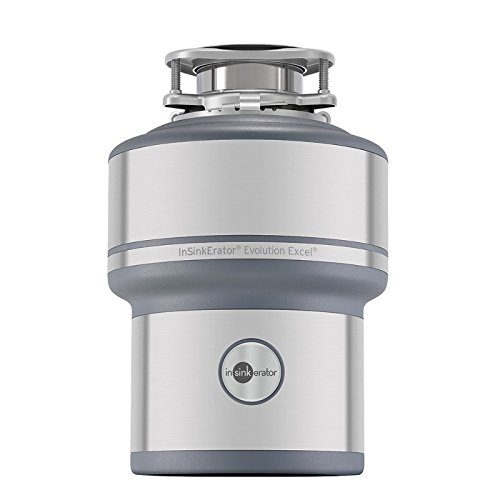 InSinkErator Garbage Disposal, Evolution Excel,...
