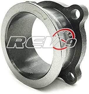 Spherical Rev9 AC-099 Aluminum Graphite Donut Gasket 2.5 ID