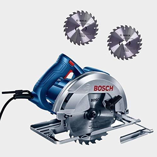 Bosch, Sierra Circular GKS 150, 2 Discos