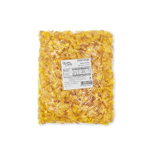 Quality Candy Company Butterscotch Discs, 5 Pounds