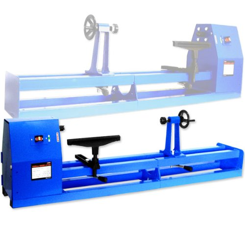New Electric Wood Lathe (G1-1000)