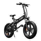 Bicicleta eléctrica Plegable ADO A20F para Hombres y...