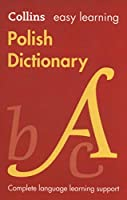 Collins Easy Learning Polish Dictionary by Collins Dictionaries(2013-10-24)