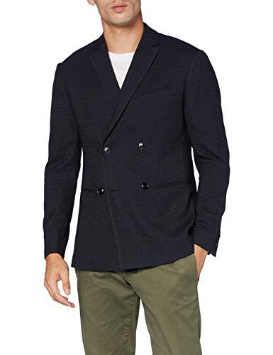 Sisley Jacket Giacca, Blu 901, 48 Uomo