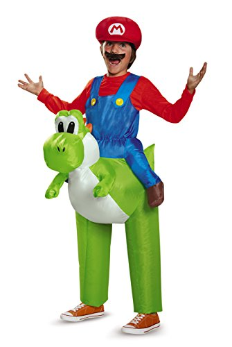 Disguise Mario Riding Yoshi Child Costume by Disguise