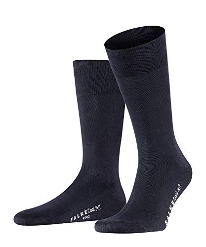 Falke Herren Socken Cool 24/7 M SO- 13230, 1er Pack, Blau (Dark Navy 6370), 41-42