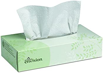 30 Boxes Of Georgia Pacific Envision Tissues