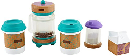 Price comparison product image Fisher-Price Wooden Toys,  Early Bird Barista Set