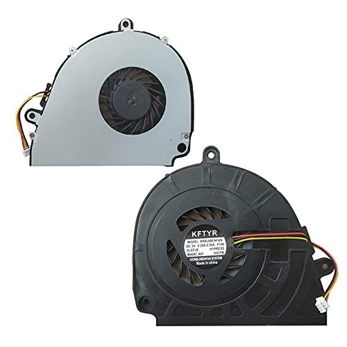 WEIMEI FENG Ventilador de refrigeración para CPU Packard Bell EasyNote TV43HC TV44HC LS44HR TE11HC LS13HR F4211 Q5WTC TSX66-HR TE11BZ TSX62