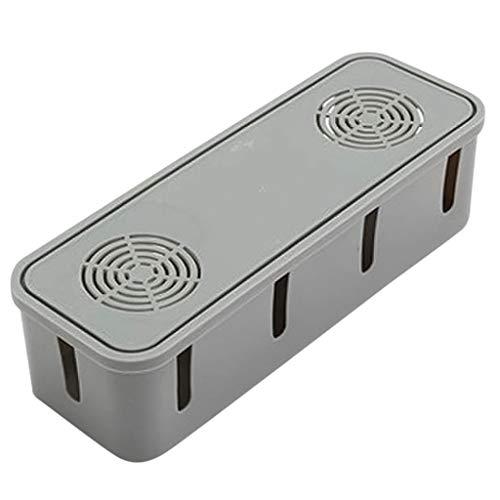 Kabelclips Kabelhalter mit Klebstoff Gesicherte Unterlage, Vielzwecke Kabelführung Kabelschellen Kabel Organizer für Schreibtisch, Netzkabel, USB Ladekabel, Ladegeräte, Audiokabel (Grau)