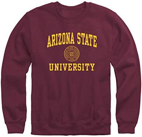 Ivysport Arizona State University Sun Devils Adult Unisex Crewneck Sweatshirt Heritage Maroon product image