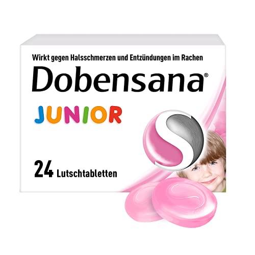 Dobensana Junior Lutschtabletten 1,2mg/0,6mg, 1 x 24 Tabletten