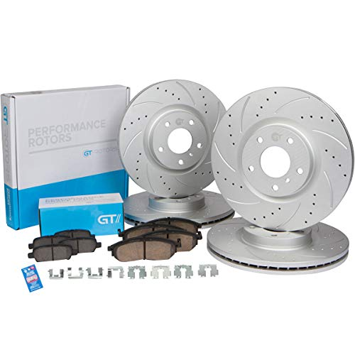 [Front & Rear Kit] Geomet Series High Performance...
