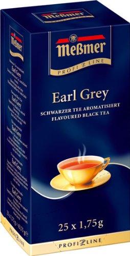 Meßmer ProfiLine Earl Grey 25 x 1.75 g, 3er Pack (3 x 44 g)
