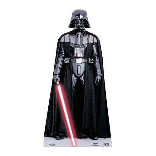 falksson Aufsteller aus Pappe Darth Vader in Lebensgröße 191 cm