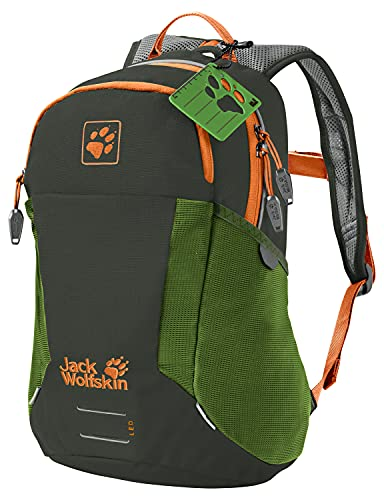 Jack Wolfskin Kinder Rucksack KIDS MOAB JAM, antique green, ONE SIZE, 2006091-4018