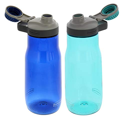 Rubbermaid Water Bottle Chug - Leak-Proof Reusable Container - Comes with...