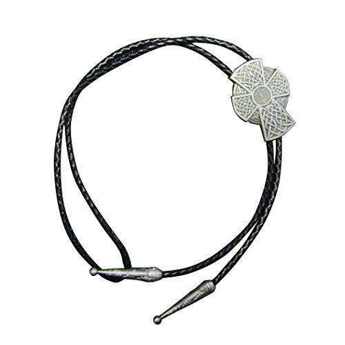 New Vintage Style Celtic Cross Bolo Tie also Stock in US