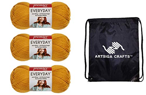 bolsa ovillos fabricante Premier Knitting Yarn