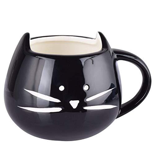 DMZK Taza de café de cerámica Taza para café, Leche, Agua, té...