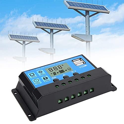 Solar Charging Regulator Automatic Portable Solar Panel Regulator