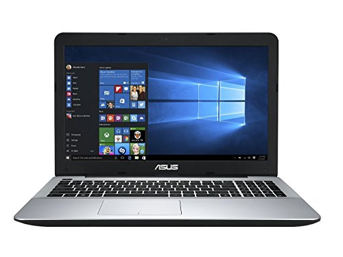 Asus X555UB 15.6-Inch Full HD Laptop (6th Generation Intel Core i5 6200U, 2.3GHz, 8GB RAM, 1TB 7200rpm HDD, NVIDIA GeForce...