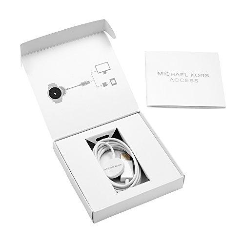 Michael Kors Access Gen 1 Smartwatch Charger - White (Model: MKT0001)