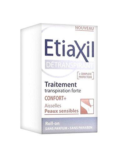 ETIAXIL Detranspirant Aisselles Confort+