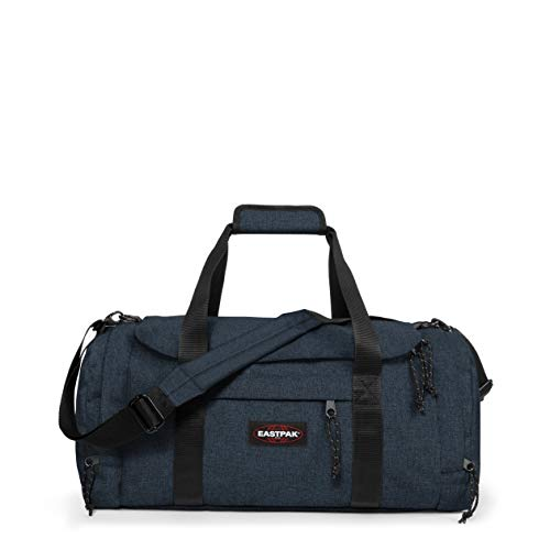 Eastpak Reader S + Travel Duffle, 53 cm, 40 L, Blue (Triple Denim)