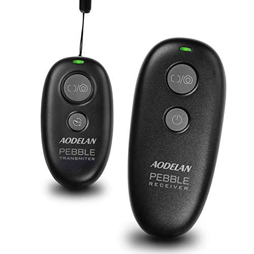 AODELAN Wireless Shutter Release Remote Control