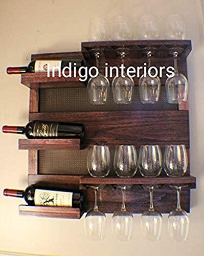 indigo interiors wooden standard erin garis wine racks,black wine rack,wine storage racks,wine bottles holder,dining room rack,wine rack custom,rustic wine storage,wine holders