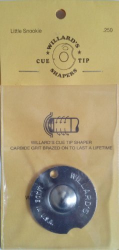Willard Original Lederformer Snooker R250