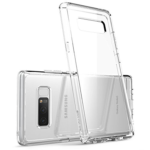 i-Blason Galaxy Note 8 Case, Scratch Resistant Clear Halo Series...