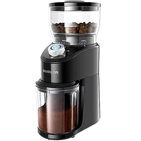 SHARDOR Conical Burr Coffee Grinder